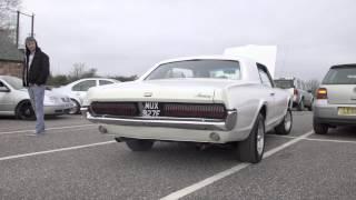 1968 Mercury Cougar 4.7L (289ci) Sound - Exhaust Noise Only