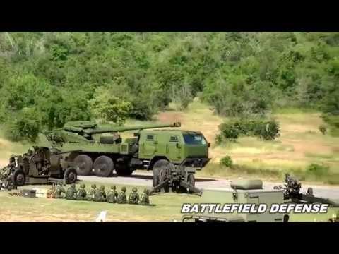 ATMG (Autonomous Truck Mounted Gun)