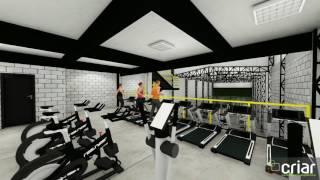 Criar arquitetura - Projeto Academia bodyFIT