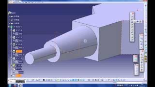 catiaPRET CATIA V5 Step By Step To Make a USB (Japanese Version)