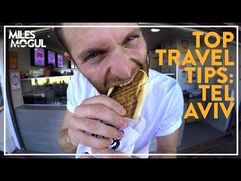 Tel Aviv Top Tips - Miles Mogul