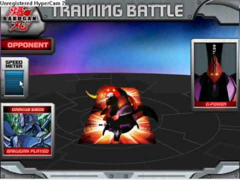 Bakugan Online Game