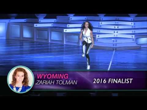 2016 National Finals -  Finalist Talents