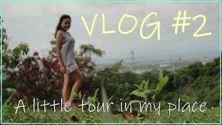 Vlog #2 - A little tour in my place (My Love)