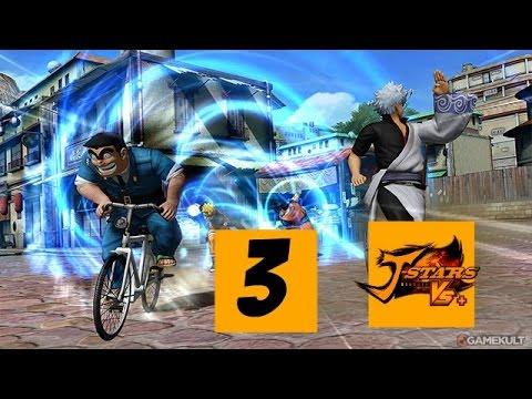 JUMP TOURNAMENT IS A GO! l J Stars Victory Vs+ (Investigation Arc) #3 |