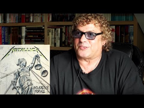 The Ryan Carter - Metallica Mixer Explains Missing Bass on 'And Justice for All'