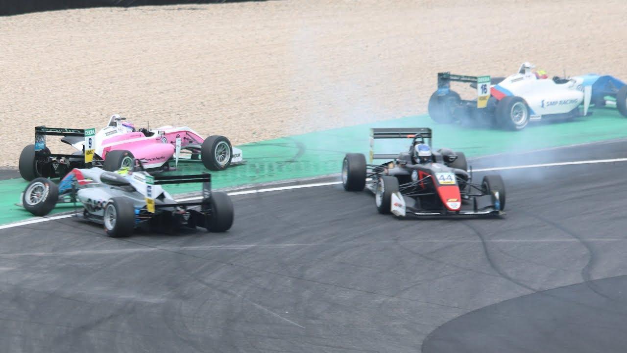 Crash Formel 3