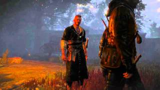 "The Witcher 3: Hearts of Stone - Olgierd von Everec Immortal, ""Requests"" Dialogue Sequence"