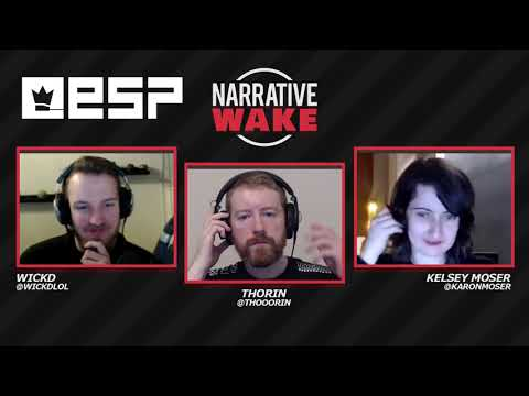 Narrative Wake Episode 11: Worlds Groups Half-Way (feat. Wickd)