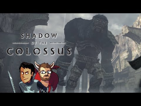 Shadow Of The Colossus (PS4) - Part 12 - ContinuePlays