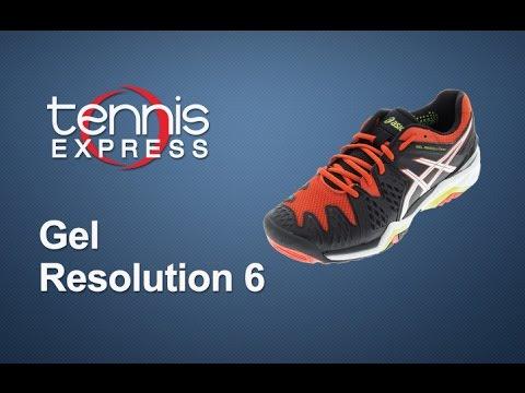 ASICS Men s Gel Resolution 6 Shoe Review  9718123906ee7
