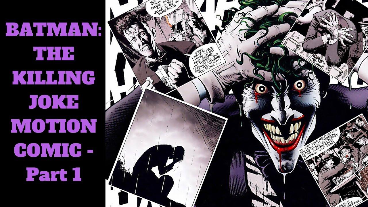 batman the killing joke Watch batman: the killing joke (2016) online full movie free on gomovies , batman: the killing joke (2016) online in hd with subtitle on 123movies.
