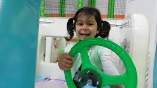 Ayşe Ebrar ile Çilek Kızın Oyun Alanında Eğlence Zamanı!