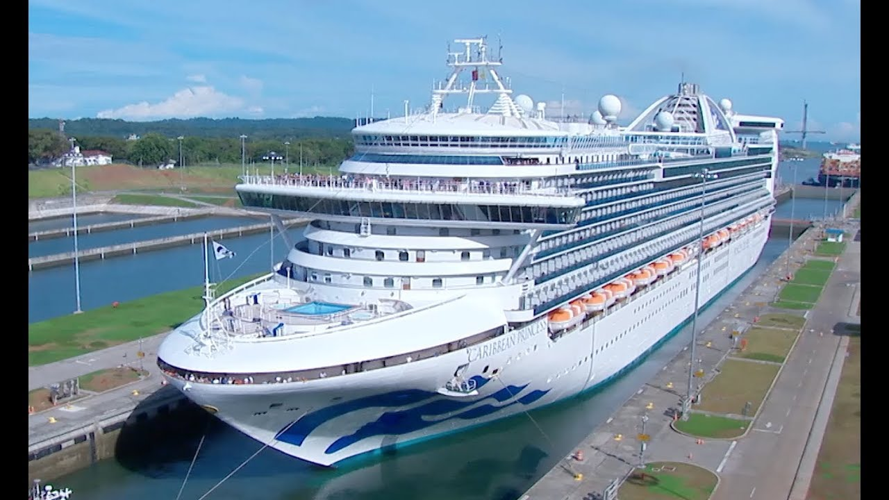 Caribbean Princess Became First Cruise Of 2017 2018 Season
