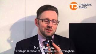 Mark Barrow on real estate industry & successful development of Birmingham