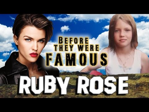 RUBY ROSE  Before They Were Famous