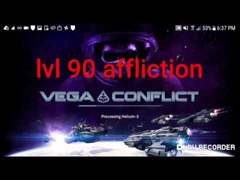 Vega Conflict: Lvl 90 Affliction EASY