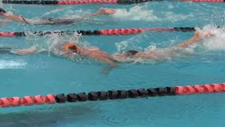 Swimming and Diving vs Rhodes Highlights