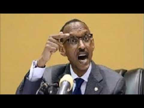 Rwanda  Prezida Paul Kagame yigize umwami muri Republika