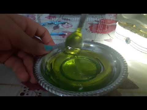 Boraksız tutkalsız slime yapımı (Bulaşık deterjanı ile)