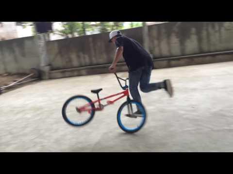 Alan Alfaro 5 flat tricks in Bohol