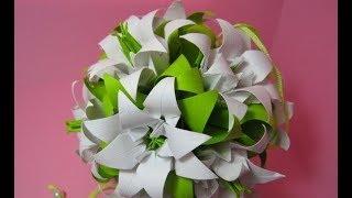 видео Цветы в подарок бабушке