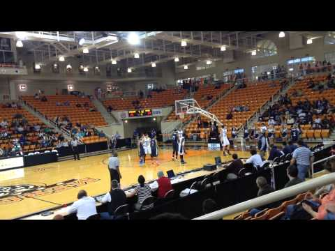 Furtah Preparatory School vs. FPCA | GISA AA State Basketball Championship Game | March 8, 2014