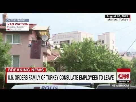 US updates travel warning in Turkey