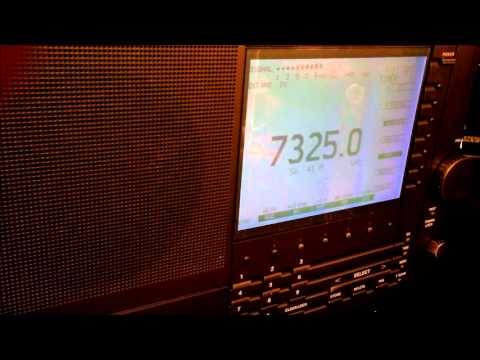 7325kHz Wantok Radio Light Port Moresby PNG