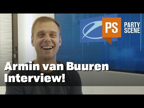 Interview - Armin van Buuren - Partyscene TV