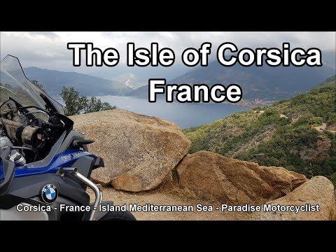 Corsica - Motorcycle Tour