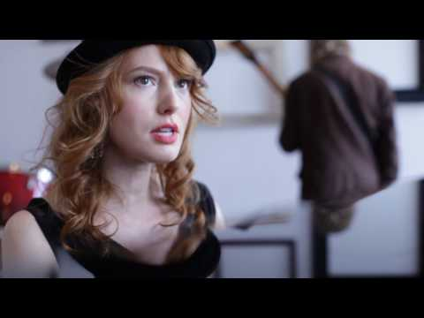 Alicia Witt music video, 'Anyway'