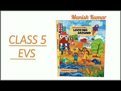 ncert books for class 5 evs pdf