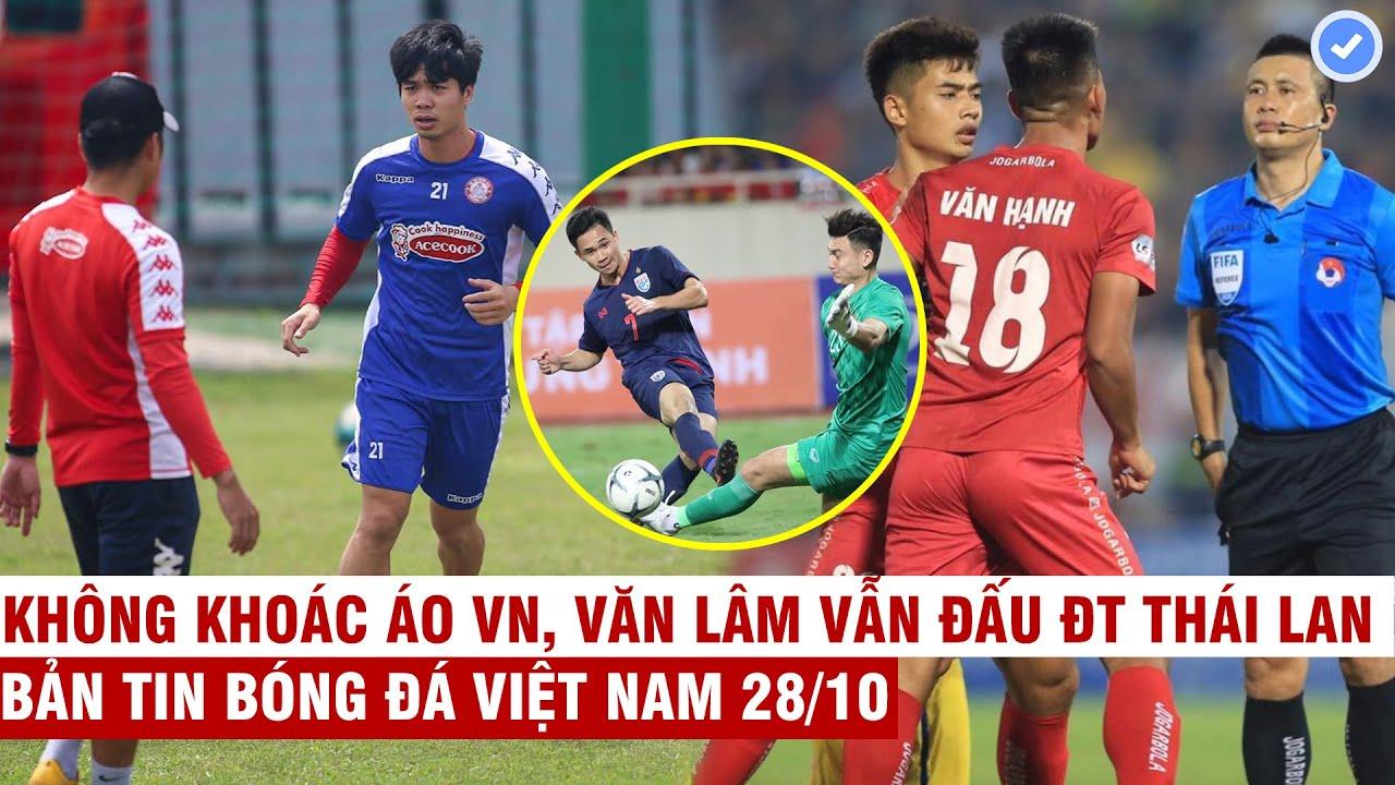 VN Sports 28/10 | C.Phượng trở lại quyết cạnh tranh Vua phá lưới,Văn Hạnh bị cấm thi đấu đến năm sau