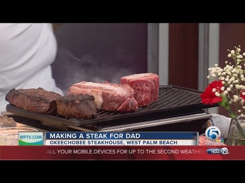 Great steak recipes for Father's Day