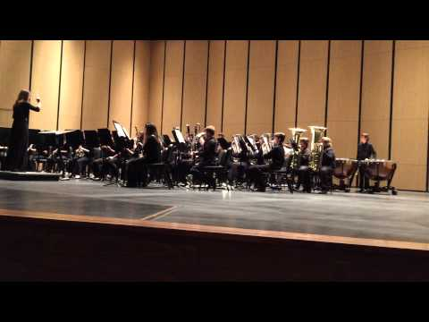 Pflugerville Middle School Band UIL Competition             Song Arabian Dances