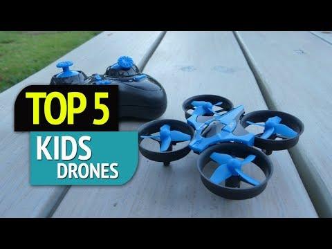 TOP 5: Kids Drones