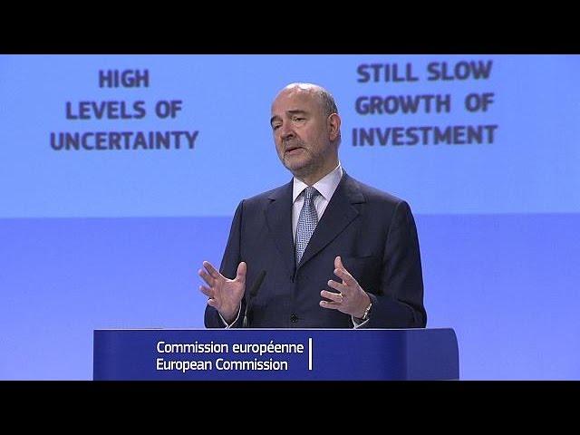 Экономический прогноз улучшился, но факторы риска серьезны