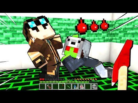GIORGIO VUOLE MANGIARMI!! - Minecraft Epidemia 023