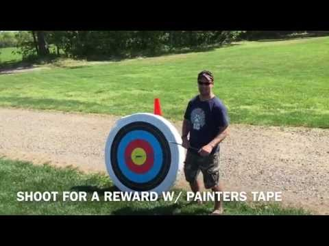 Fun Archery Games for PE, Gym or Camp