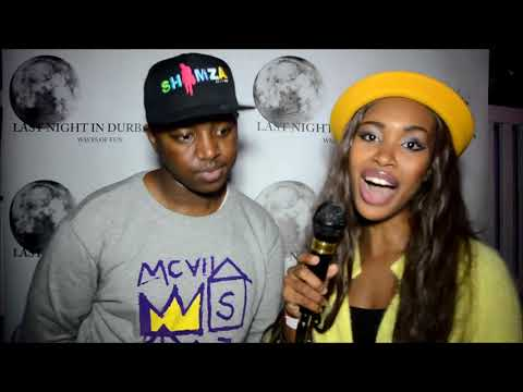 Last Night In Dbn TV with Dj Shimza Album Launch at Absolute