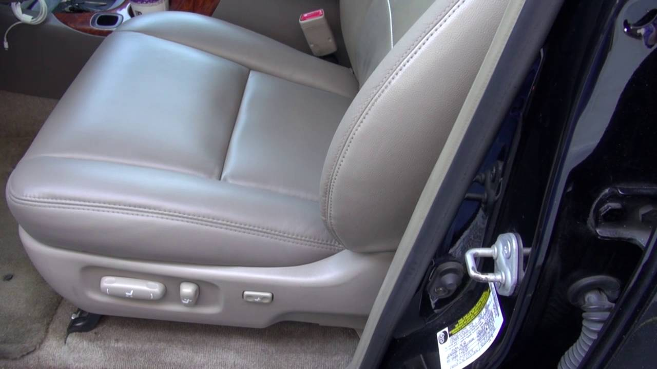 Toyota Tundra Front Drivers Seat Replacement By Cooks Upholstery