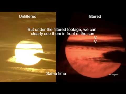 "The misperception of ""clouds behind the sun"" Part 1"