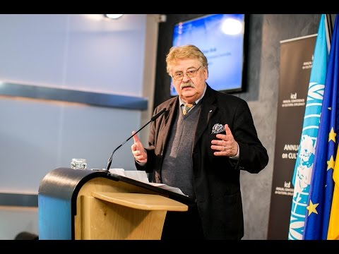 Elmar Brok (Chairman of the European Parliament Committee on Foreign Affairs)