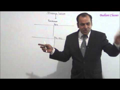 Accounts - Accounting Standard - 19 - Lease Accounting - Lecture 1