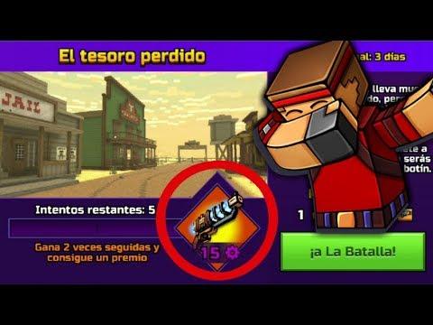 A POR PIEZAS CON EL EXO EN PIXEL GUN 3D Y PASA ESTO... | enriquemovie