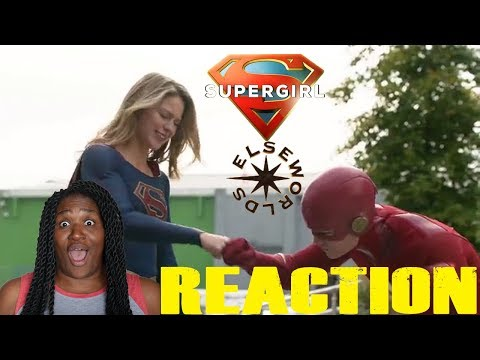 Repeat Supergirl 4x9 REACTION -