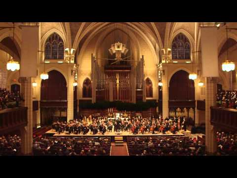 "Metropolitan Symphony Orchestra.  Mahler symphony No. 2  ""Resurrection"".  Complete."