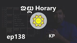Buying House Prediction in KP Astrology | Learn KP Astrology in Telugu | ep138
