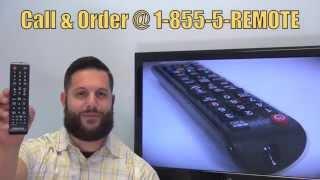 SAMSUNG AA5900607A TV Remote Control - www.ReplacementRemotes.com